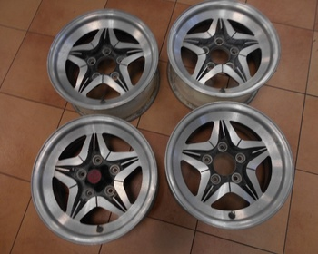 RS Watanabe - Watanabe/14 inch Wheel 4 pieces