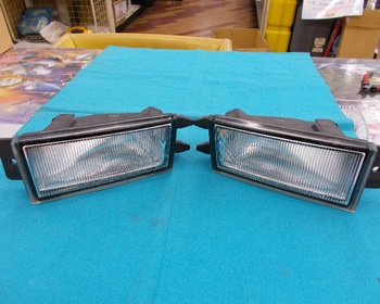 Nissan - Cedric (Y34) Genuine fog lamp left and right set